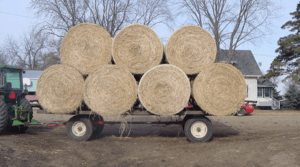 bale mover