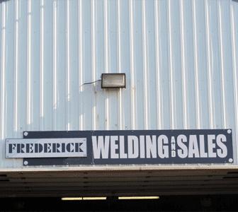 Frederick Welding & Sales